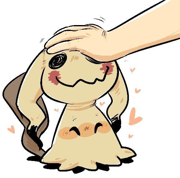 Image result for cute pokemon mimikyu
