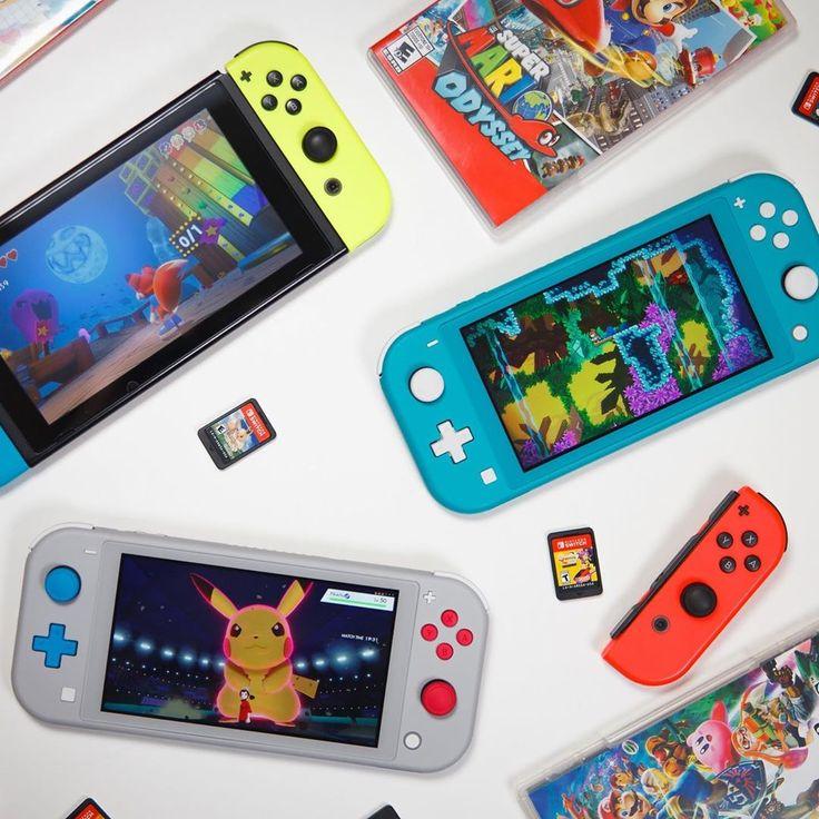 Happy Third Anniversary to the Nintendo Switch! Hard to