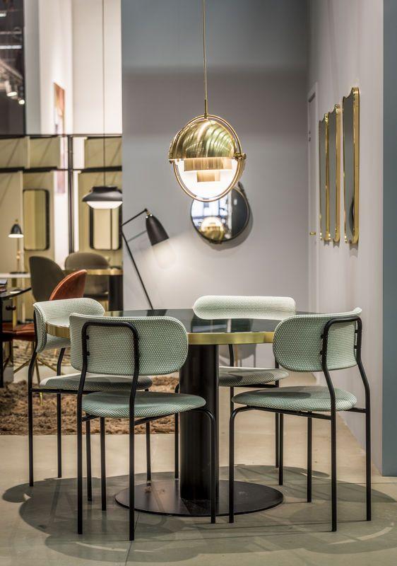 GUBI at Stockholm Furniture Fair 2016 Stockholm  : fe30ca5db2f7a8218a949d4d2f8ebf37 modern lighting dining chairs from www.pinterest.com size 562 x 800 jpeg 66kB