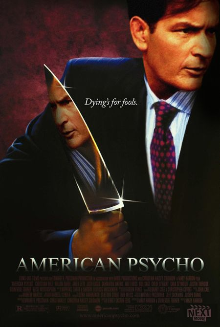 7 Movies That Should've Starred Charlie Sheen: American Psycho