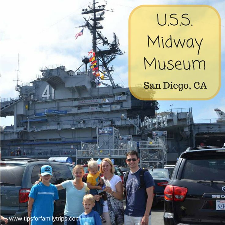 USS Midway Museum Tips for Families. This retired aircraft carrier turned museum is filled with hands-on fun for all the family.