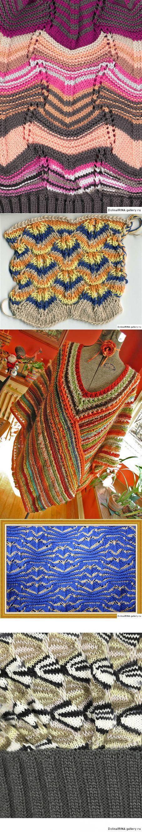Миссони | 06 - Жаккард,Миссони,Многоцветные. | Постила