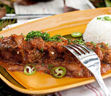 Spännande asiatiska smaker i denna gryta med nötkött.