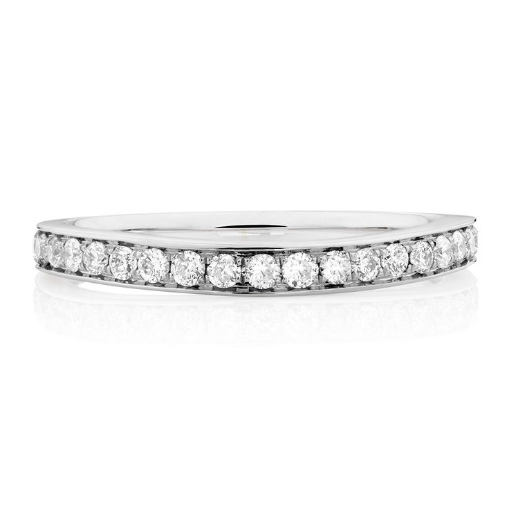 Michael Hill Designer Bridal Collection | 1/2 Carat TW Diamond Amoroso Wedding Band
