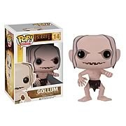 The Hobbit Gollum Pop! Vinyl Figure, Not Mint