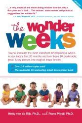 Wonder WeeksWhat is a Wonder Week?  A wonder week is a developmental leap. Kind of like a growth spurt, but for the brain. Just like babies go through physical growth spurts, they also go through spurts in mental development.  When Do Wonder Weeks Occur?  Wonder weeks generally occur at the following times (calculated at gestational age i.e. how old your baby would be if they were born at 40 weeks):  5 weeks 8 weeks 12 weeks 19 weeks 26 weeks (6 months) 37 weeks 46 weeks 55 weeks (just after…