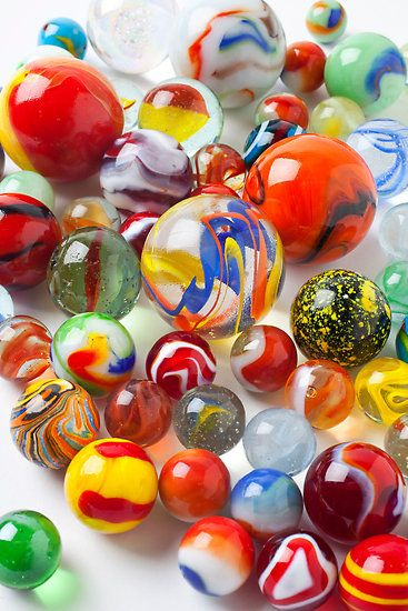 Marbles #coloreveryday . . . Marbles remind me of being a kid which makes me smile :)