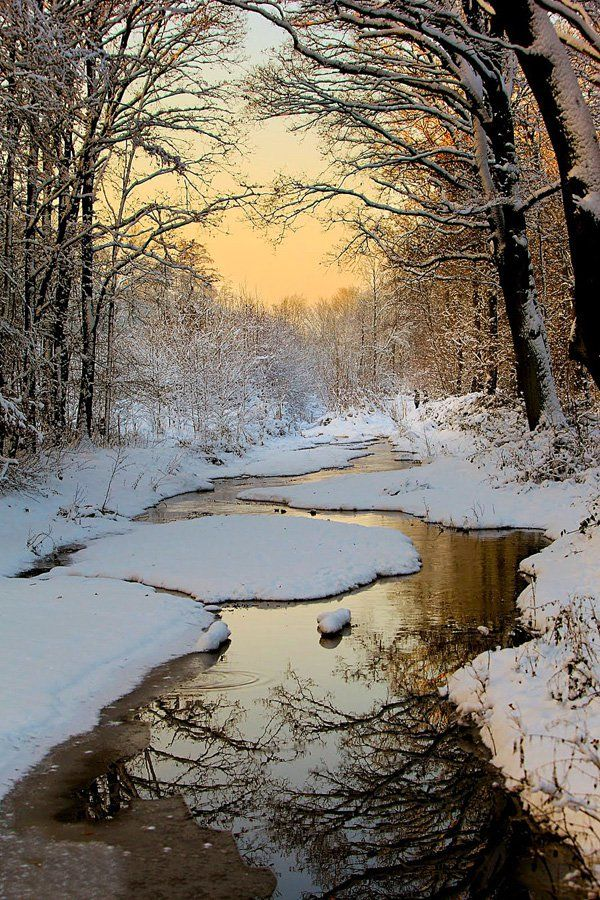 65+ Awesome Winter Landscape Photos « Cuded – Showcase of Art & Design                                                                                                                                                      More