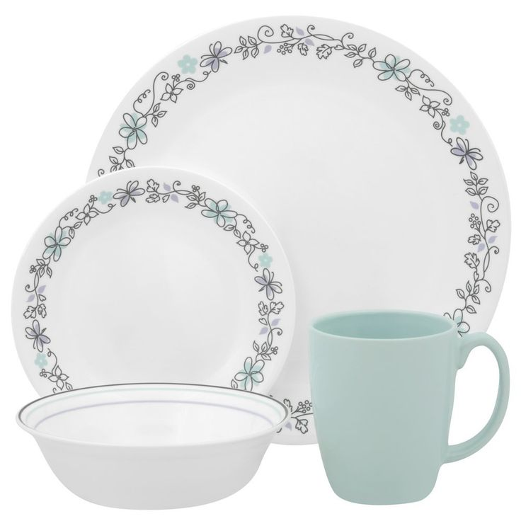 53 best Corelle images on Pinterest Dinnerware sets Pyrex and
