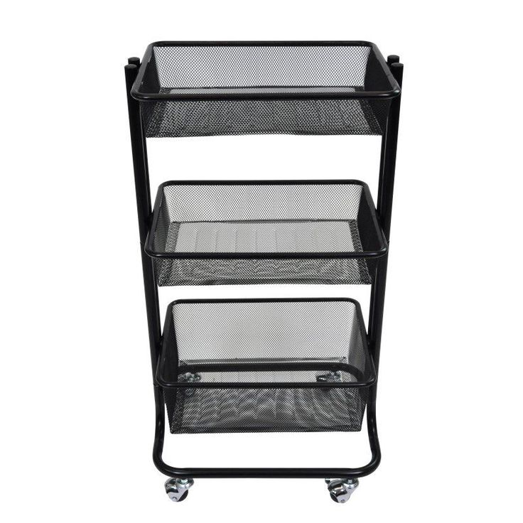 Luxor Kitchen Utility Cart   KUC