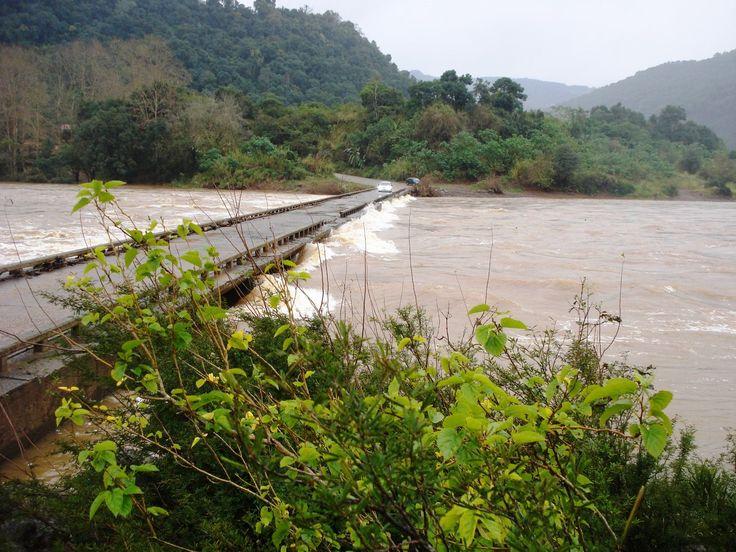 Ponte Sobre o Rio Das Antas, Cotiporã-Rs