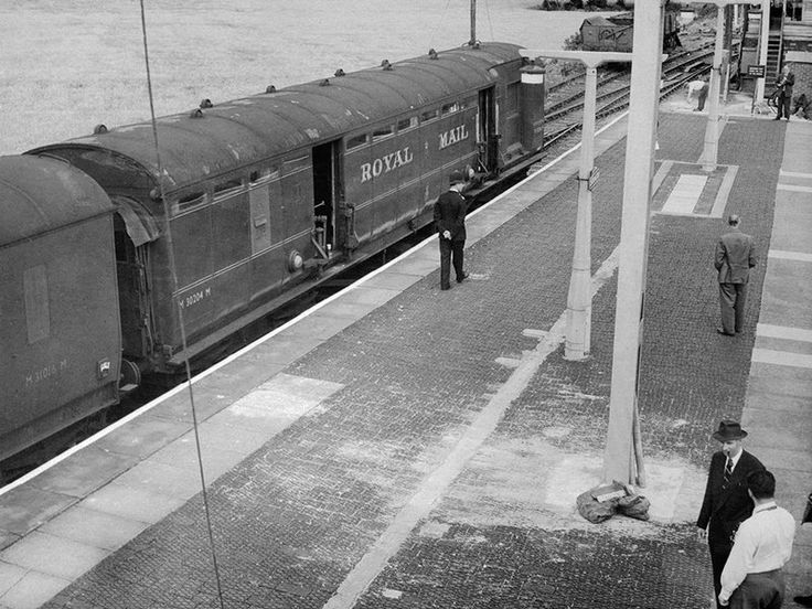 The Big Mystery Behind the Great Train Robbery May Finally Have Been Solved | History | Smithsonian