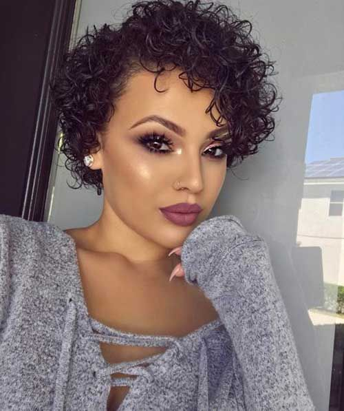 Latest Short Natural Hairstyles for Black Women