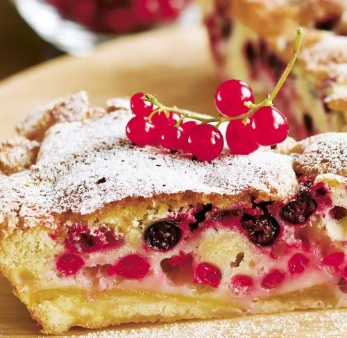 Plăcintă cu fructe de pădure | Retete culinare - Romanesti si din Bucataria internationala