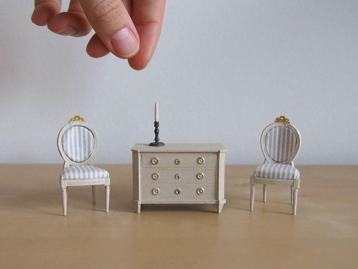 mini furniture. Mini Furniture. Make Miniature How It\\\\u0027s Made: A Scandinavian Furniture
