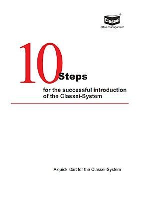 MAppei/Classei Orga-Methode. A Quick Guide in 10 steps for you to download as a PDF-file