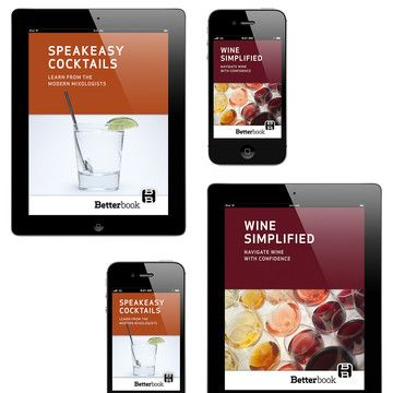 Wine & Spirits app/eBooks for your iPad and iPhone