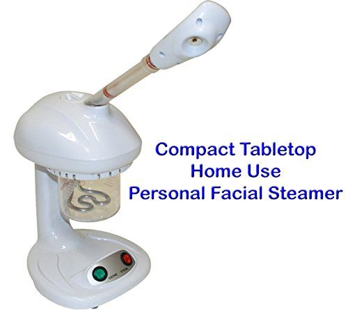 LCL Beauty Table Top Ozone Aromatherapy Facial Steamer Compact Face Beauty Salon Spa Equipment ** See this great product.(This is an Amazon affiliate link and I receive a commission for the sales)