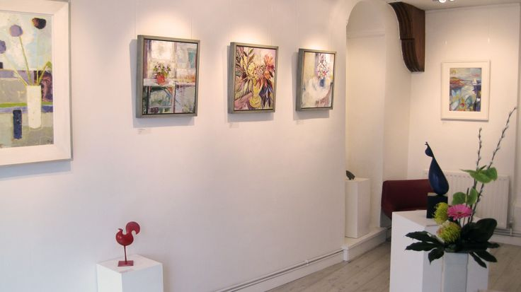 Emma Haggas - New Works - Gallery Installation