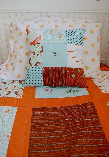 a quilt made by Lauren Hawley