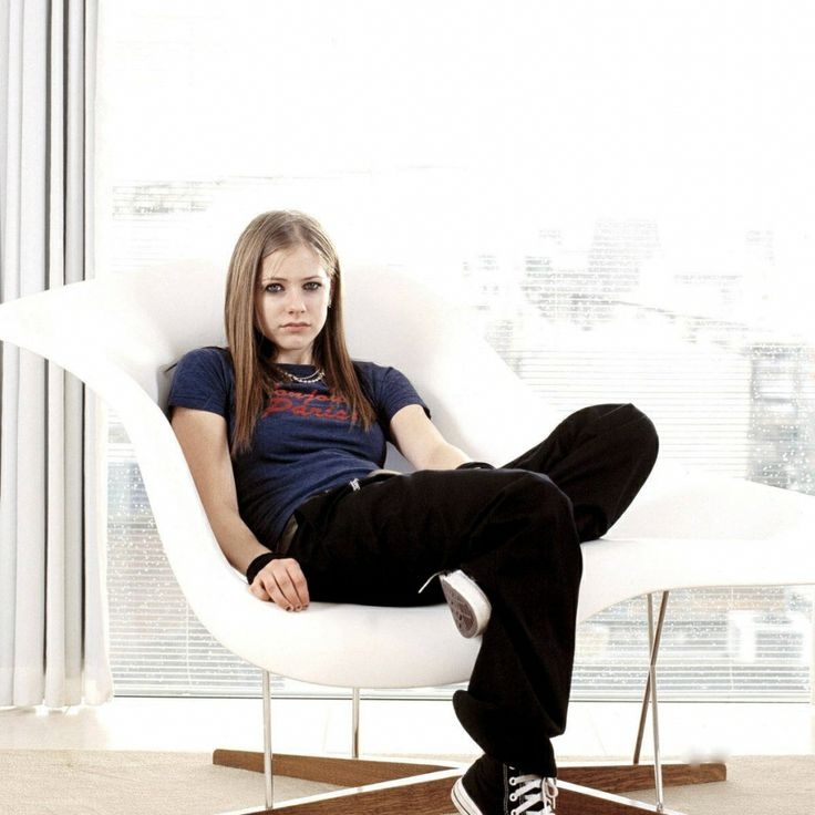 Avril lavigne 2002