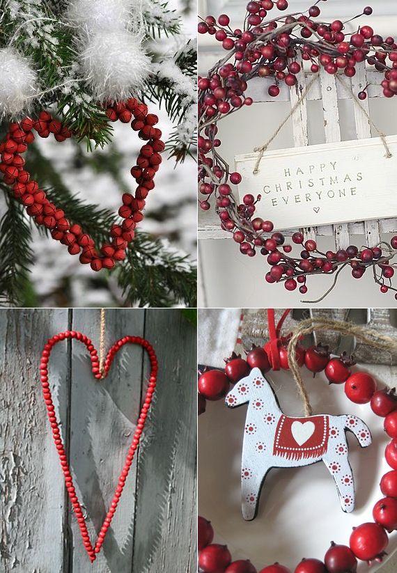julpynt jul pyssel inspiration tips ide duka dekorera inredning hemma julpyssel