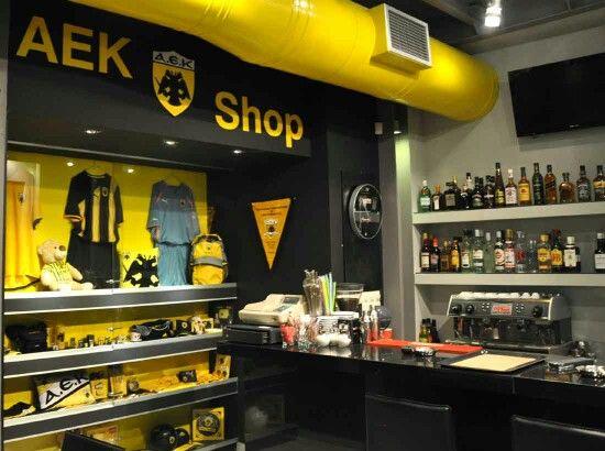ΑΕΚ shop