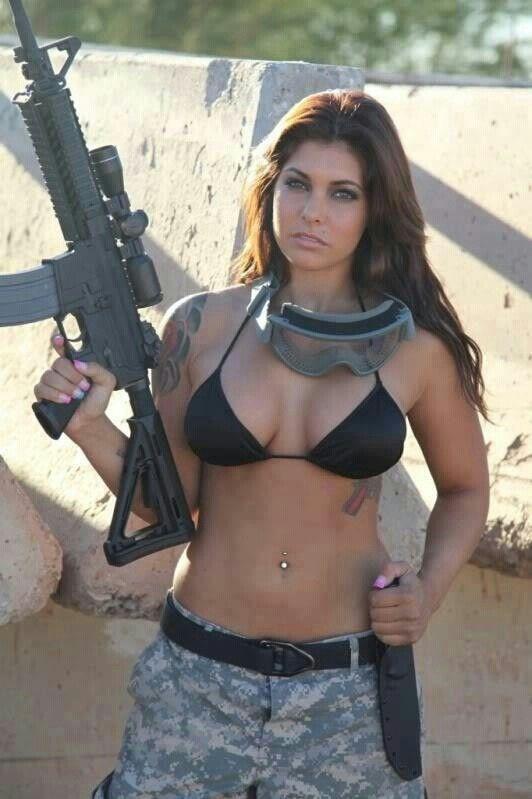 Bikini And Guns 5