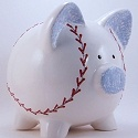 baseball pig