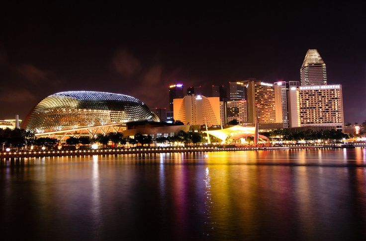 Esplanade – Theaters on the Bay Esplanade – Theaters on the Bay is Singapore's premier performing arts space, consisting of a concert hall and theater as well as a library, outdoor performing spaces, and a shopping mall. The design for the centre caused great controversy when it was first unveiled to the public in 1994 due to two humped, glass domes over the theaters, which prompted concerns that the domes would act as a giant greenhouse to magnify Singapore's hot and sunny climate…