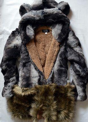Kup mój przedmiot na #vintedpl http://www.vinted.pl/damska-odziez/plaszcze/10712763-futro-s-36-ogon-uszy-mis-oryginalne