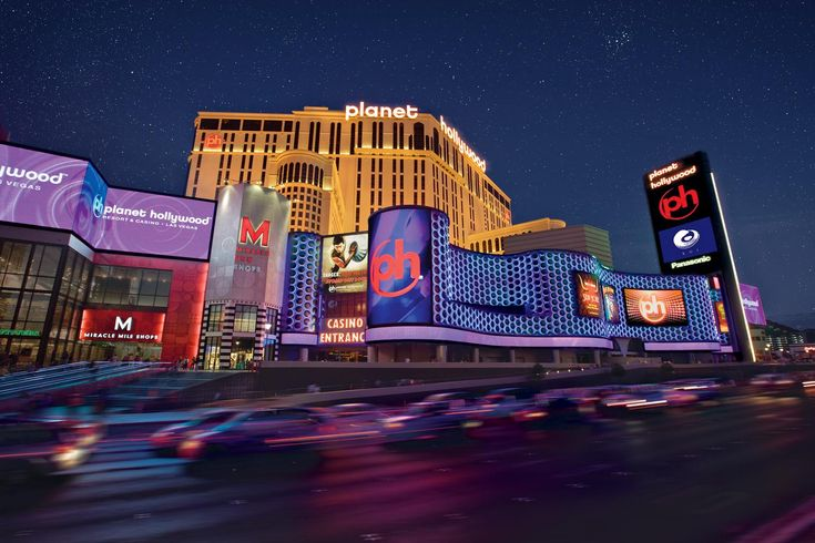 Planet Hollywood, Las Vegas, NV