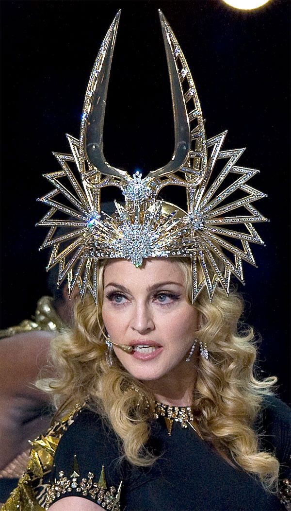 madonna halftime show 2012   2012 Super Bowl: What Did You Think of the Madonna Halftime Show ...