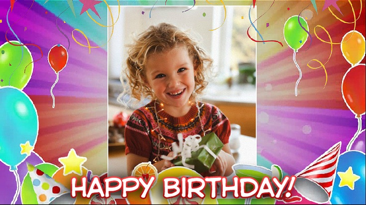 Happy Birthday, Granny! - the cutest way to congratulate your friends and relatives using this great free personalized eCard maker!
