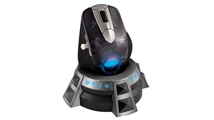 SteelSeries World of Warcraft Wireless MMO Mouse review | Not many games have peripherals designed especially for them, let alone games that are nearly 10 years old. But World of Warcraft is special. Reviews | TechRadar