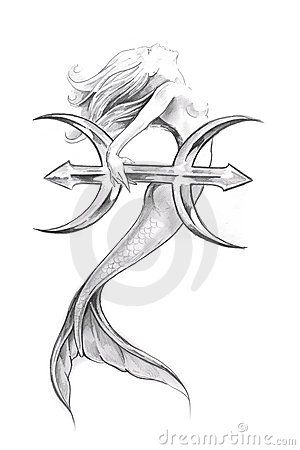 Must keep this in mind for a great Pisces tattoo