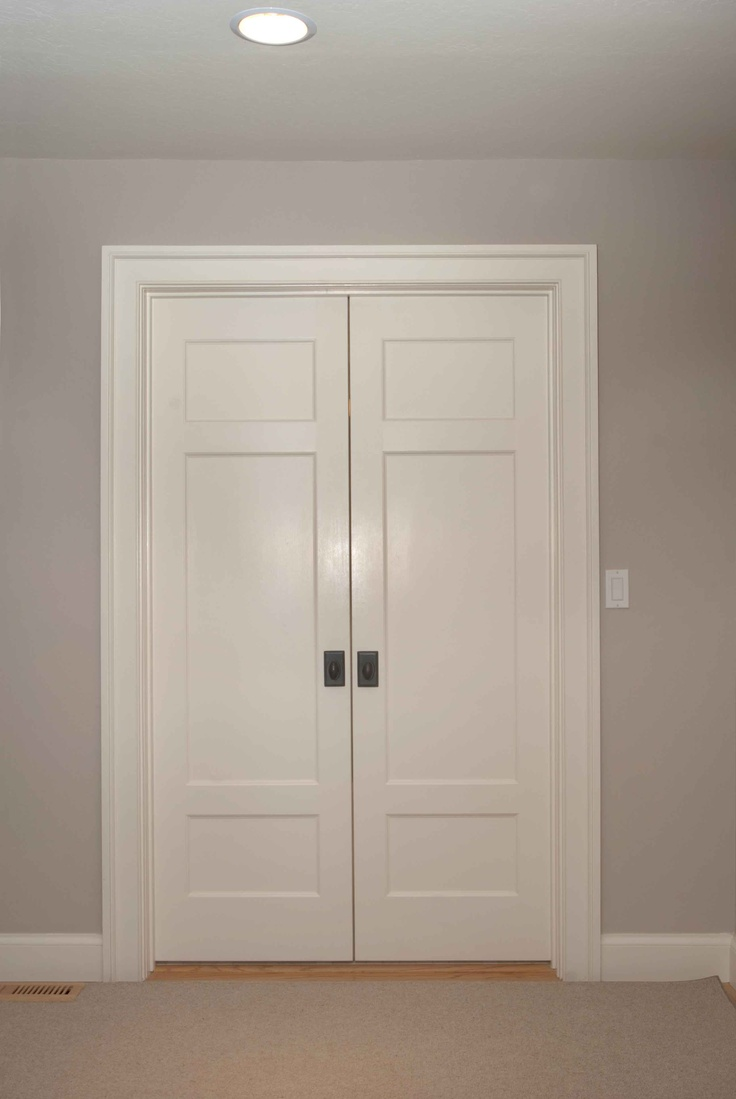 master bedroom double doors trim custom door cabinetry and hardware