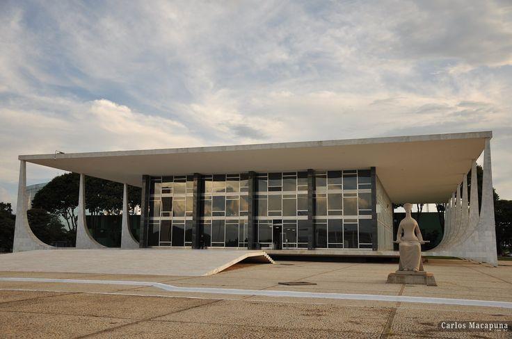 Supremo tribunal federal | Brasilia | Tripomizer Trip Planner