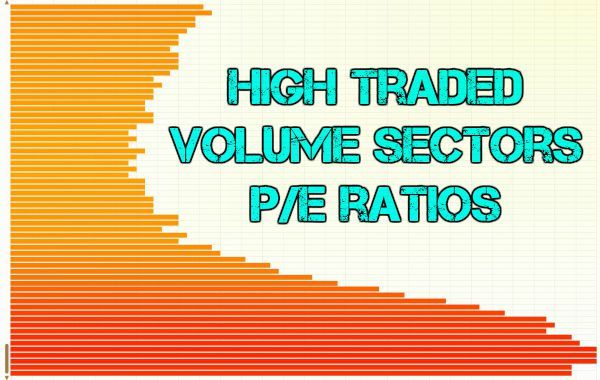 < Highly Traded Volume Sectors PE ratios (Jun-2016) >    This published report focus on P/E ratio estimates of highly traded volume sectors on SGX (Singapore Exchange) for recent quarter. Values will help guide investors on their individual invested stocks valuation, allowing them to make timely decisions. Included is also a list of well traded stocks from various sectors.