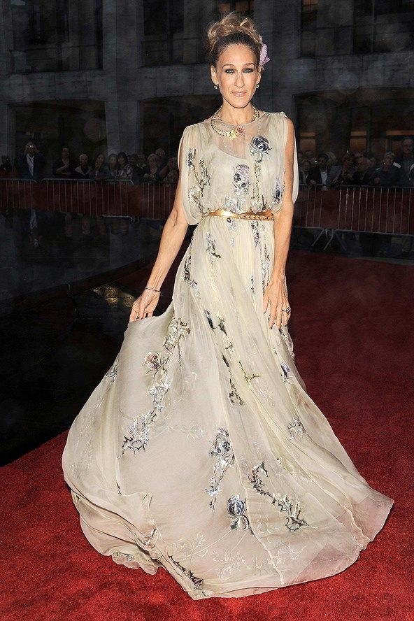 From Carrie to Style Crush: Sarah Jessica Parker