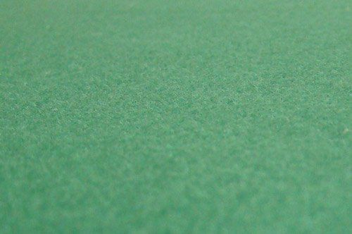 Green Poker Table Felt - 10 Feet x 58 Inches by Brybelly. $29.99. This quality green table felt is great for building you own poker or blackjack table.  Keep in mind, you will need enough felt to cover your table to the underside of your rails. (i.e. an 8 foot table with 6 inch vinyl rails would need 8 ft of felt). The width of the felt is 10 feet long, 58 inches wide.