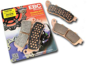Best Brake pads for motorcycles. A guide towards the best brake pads for your motorcycle, this guide is listed with help selecting then a bedding in guide.