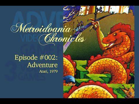 Metroidvania Chronicles #002: Adventure [Atari, 1979] 35 years ago this week, a key piece in the evolution of Metroidvania games hit the U.S. market: Atari's Adventure, a simple but ambitious console adaptation of the concepts behind William Crowther's Colossal Cave Adventure — the same Colossal Cave Adventure that inspired Zork. In fact, Atari's Adventure works as a sort of console counterpart to Zork: The answer to the question of how one might go about making an adventure as complex as…