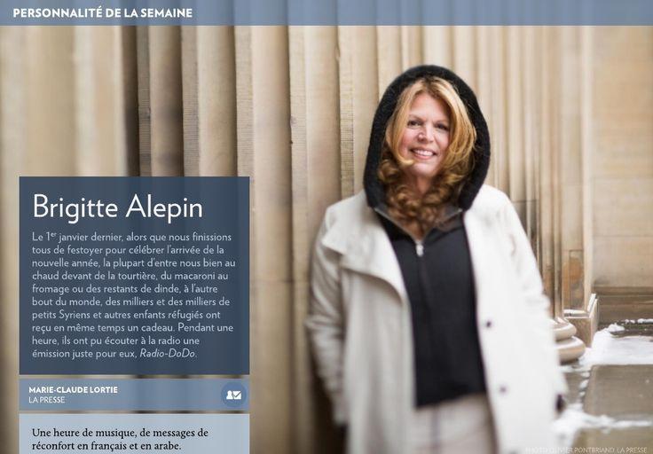 Brigitte Alepin - La Presse+