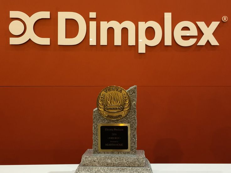 Dimplex North America wins Best Electric Product Vesta Award at the 2016 HPBExo. Learn more about are award winning new products at www.dimplex.com