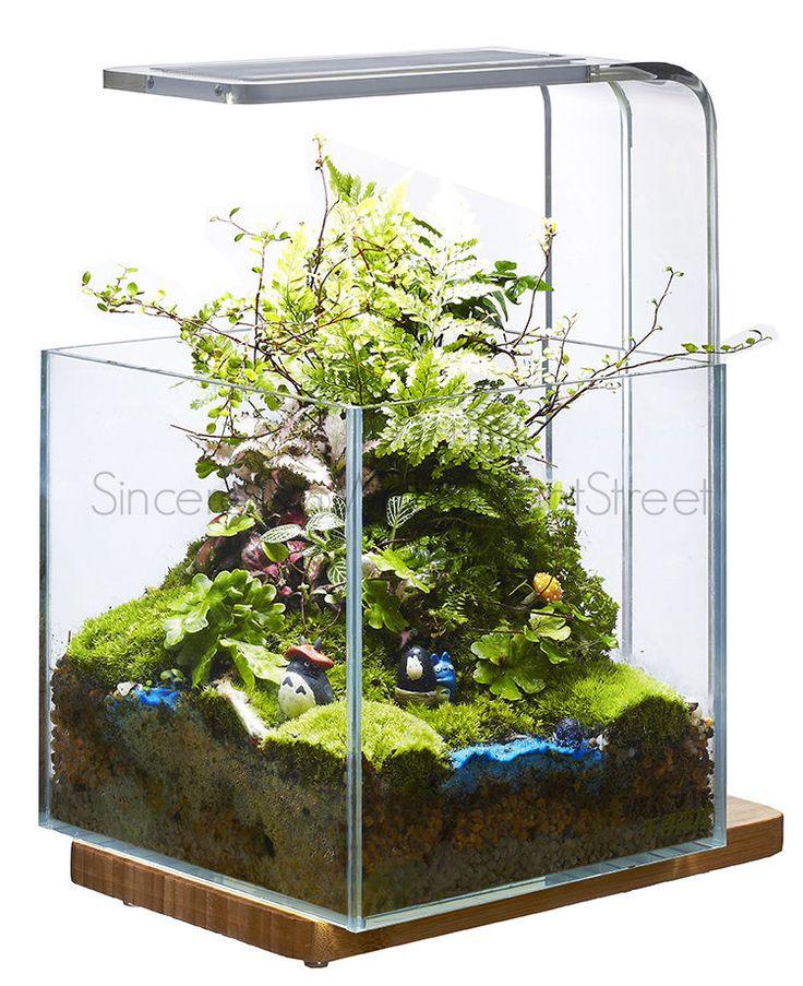 Aquarium LED Lighting System WabiKusa Chihiros Simple Woods Bulb / Lamp Fresh