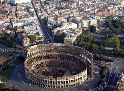Quartiere Case Rosse a Roma, Lazio