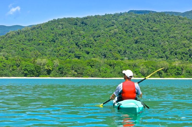 Kayaking in Cape Tribulation - Queensland, Australia