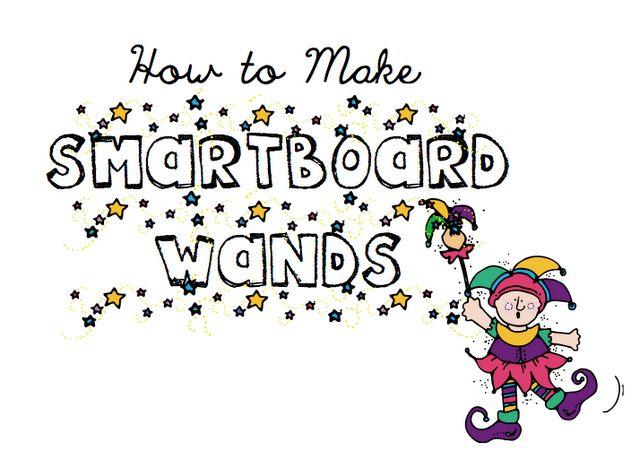 smartboard wands