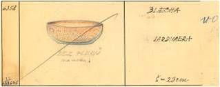 "Lubomir Blecha, design of the glass bowl ""Heaven-born Galaxy"", Pattern No.: 6358, glasswork Skrdlovice, 1963, Czechoslovakia"